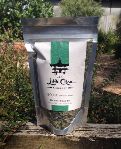 The Little China Company - Bo He (Chinese mint) Tea