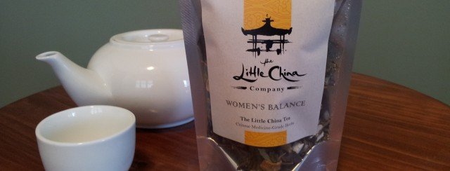 The Little China Company - Women's Balance Tea